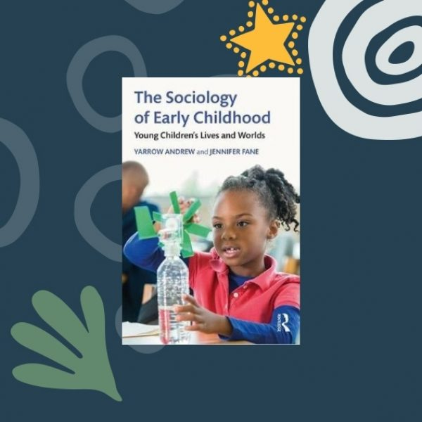 Book cover sociology early childhood2